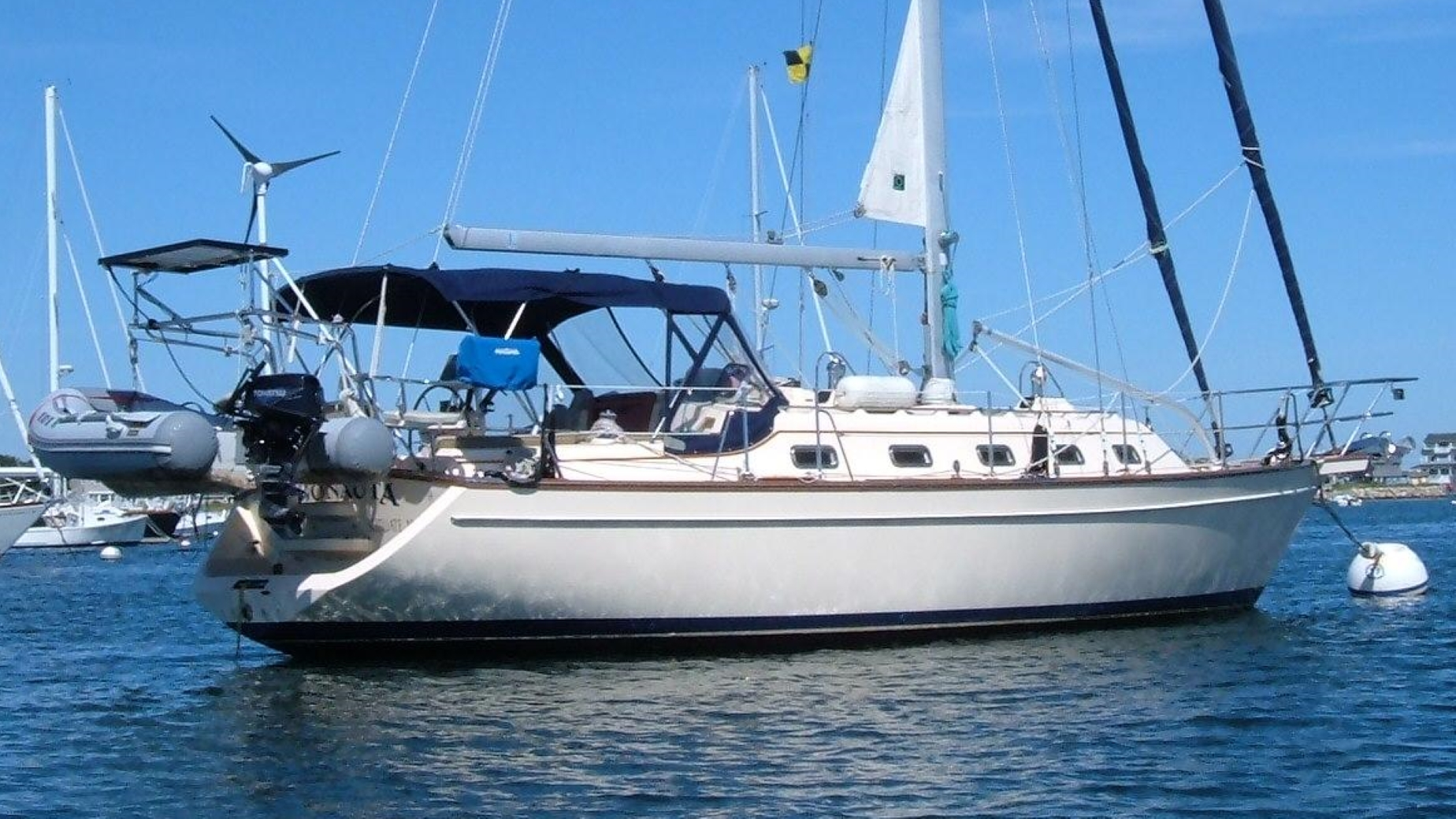 Boat Brokerage Hingham, MA | Eastern Yacht Sales